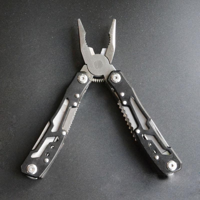 Multifunktions-Schraubendreher Mini Wrench Zangen Wandern Camping Tool