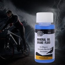Buy Ezmtb Mineral Oil Brake Oil 60ml Bicycle Disc Brake Oil Magura Hydraulic Mineral Lubricant Mountain Bike