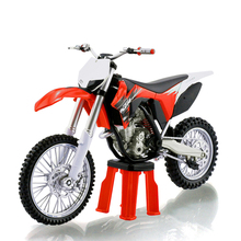 KTM 350SXF motorcycle model 1:12 scale models motorcycleMetal Diecast Models Motor Bike Miniature Race Toy For Gift Collection