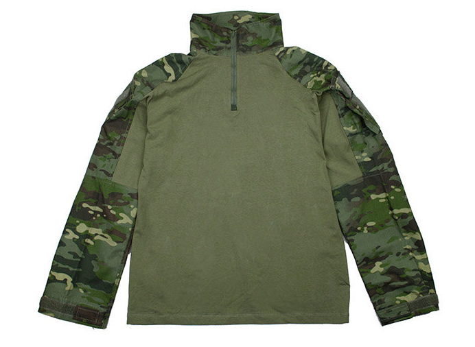 G3 Combat Shirt NYCO CVC Multicam Tropic US Army Outdoor Tactical Military Combat Shirt+Free shipping(STG050790)<br>