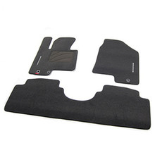 3pcs High Quality Odorless Auto Carpet Mats Perfect Fitted For Kia Sportage