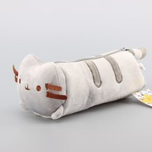 Cute Kawaii Pusheen Cat Plush Purse Fashion Bag 25*10 CM Children Gift