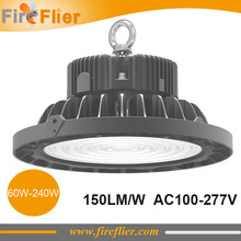 2pcs 100w ufo low bay light fitting 150w warehouse lamp waterproof 200w industrial high bay 120w 240w outdoor led light IP67