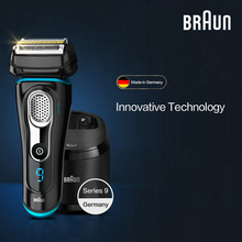 Braun Electric Shaver 9280CC For Men Rechargeable Safety Razor Series 9 Reciprocating Shaving Machine Four Heads Straight Razor