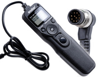 Godox cattle EZA - N1 D300S D700 / timer shutter release apply D300 shutter remote controller(China)
