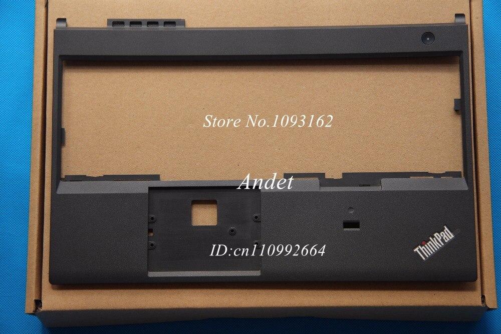 New Original for Lenovo ThinkPad T540P W540 W541 Palmrest Empty Upper Case Fingerprint Hole 04X5550<br><br>Aliexpress