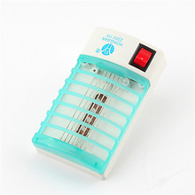 New Arrive 220V Mosquito Fly Bug Insect Trap Zapper Repeller LED Electric Killer Night Lamp