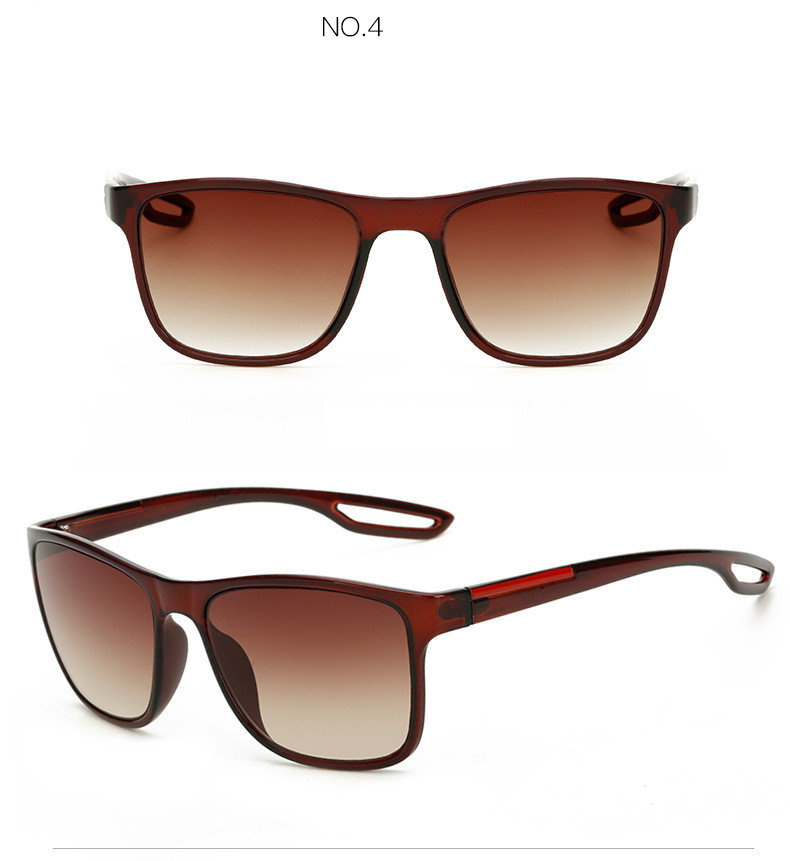 High Quality Square Sunglasses Men Brand Designer Driving Summer Style Points Sun Glasses Men Male Sunglass Mirror Vintage Retro (10)