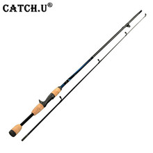 "2 tip spinning fishing rod 7"" M actions 6-12g lure weight Casting Lure Fishing Rod(China)"