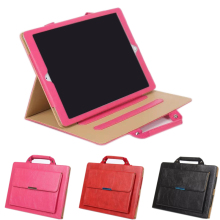 Unisex Fashion Hand Bag Tablet Cover Case Stand Holder Pouch for iPad Air 1 2 Handbag Sleeve Case Travel Bag for iPad 5 6