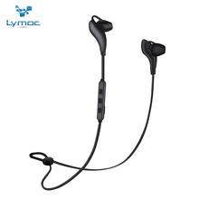 Lymoc M3X Bluetooth Earphone CSR8645 V4.1 Wireless Headset Hi-Fi 10mm Drive Unit Sport Stereo Headphone Handfree HD MIC Music