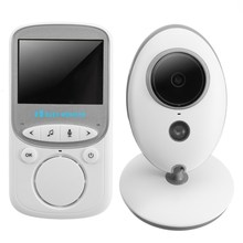 Safurance 2.4GHz Wireless Digital LCD Color Baby Monitor Camera Audio Video Night Vision Home Security Nanny