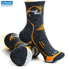 Buy 3 Pair/Lot Summer hiking socks MEN Sport Knee high socks Quick Dry Breathable Cotton Absorb Sweat Antibacterial Male Socks for $14.70 in AliExpress store