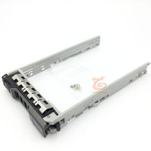 Новый 08 FKXC/8 fkxc 2,5 ''Caddy Ttay для Dell PowerEdge R730 R820 R920 SATA Сервер лоток SAS SATA HDD Caddy кронштейн(China)