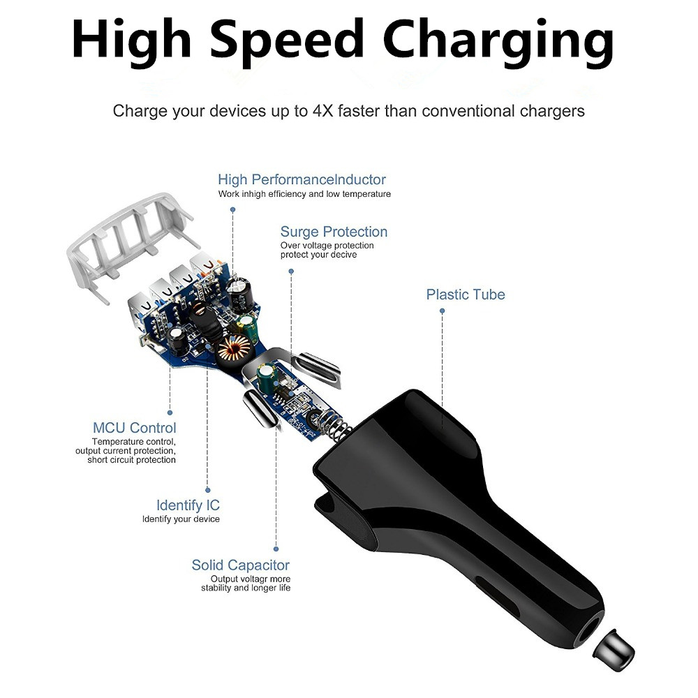 JKING-36W-4-USB-Car-Charger-Cigar-Lighter-Adaptive-QC3-0-Quick-Charger-Fast-Charger-for (3)
