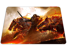 guild wars 2 mouse pad Natural rubber gaming mousepad Boy Gift gamer mouse mat pad game computer padmouse keyboard play mats