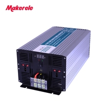 solar power inverter 24v 220vac 3000w pure sine wave type Off grid MKP3000-242 Professional manufacturer 3kv inverter(China)