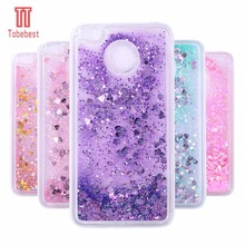 Buy Tobebest SFor Xiaomi Redmi 4X Silicone Case Dynamic Glitter Liquid Quicksand Lovely Heart Bling Soft TPU Cover Redmi 4x for $2.80 in AliExpress store