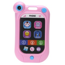 Kids Phone Children's Educational Simulationp Music Mobile Toy Phone Baby Toy Phone