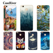 "CaseRiver Redmi 4X Case Cover, High Quality Soft Silicone Case Cover For Xiaomi Redmi 4 X / X4 Pro 5.0"" Phone Case For Redmi 4X"