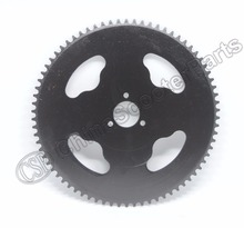 74  Tooth 74T T8F 8MM 35MM Rear Sprocket  Mini Moto ATV Quad Dirt Pit Pocket Bike Cross 47cc 49cc Parts