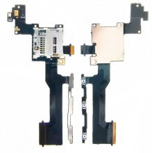 SD Card Tray Holder Slot &Power Volume Button Flex Cable Case Part For HTC One M9 FC_HTC_M9_SDKaPai