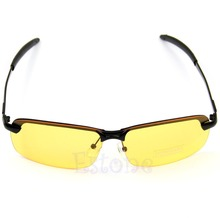 New fashion Hot Design  Night Vision Driving Sun Glasses Goggles Polarized Sunglasses Eyewear