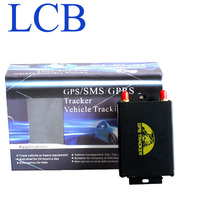 New Coban Car vehicle GSM GPS GPRS tracker GPS105A support camera temperature fuel sensor Function Tracking device