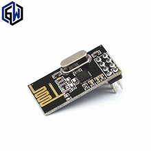 1pcs Wireless Transceiver For Arduino NRF24L01+ 2.4GHz Antenna Module For Microcontroll