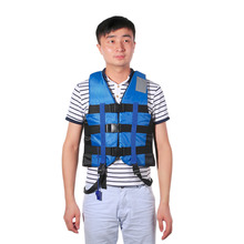 1 Piece High quality Professional Vest Inflatable Automatic Inflatable Life Jacket Lifevest Outdoor Safe Vest(China)