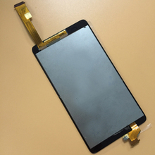 100% Test Touch Screen Digitizer Sensor Glass + LCD Display Monitor Screen Panel Module Assembly For HTC Desire 400 Dual T528w(China)