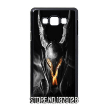 dark souls helmet light fire Cover Case for Samsung E5 E7 Grand Max Neo On5 On7 Core Plus Prime Ace 2 3 4 Alpha Mega 6.3
