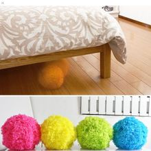 5PCS/set Automatic Rolling Vacuum Floor Sweeping Robot Cleaner Microfiber Ball Cleaning(China)
