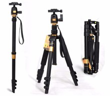 Portable 10KG bear aluminium monopod stand professional camera tripods for slr video clip tripodes para reflex dslr tripod(China)