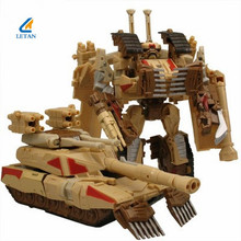 Transformation Toy Panzer Deformation Robot Brinquedos Action Figures Toys For Boy's Gifts # NO.3306B(China)
