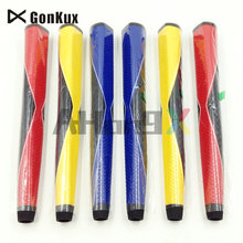 Gonkux Golf Putter grips PU leather and Rubber Inner Tube Grips Golf Club Equipments 100pcs Free Shipping