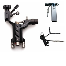1pcs Tattoo Machine Set  clip cord pedal swich Dragonfly Rotary Tattoo Machine Shader Liner Assorted Tattoo Motor Gun Kits