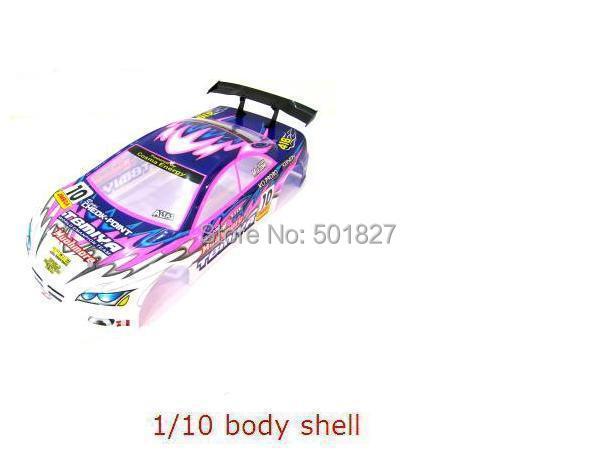 rc parts shell body 1/10 car accessories  1:10 rc car body shell 190mm   free shipping<br><br>Aliexpress