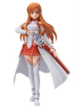 New Hot Sword Art Online Yuuki Asuna Anime Game Figma 178 #  Action Figure Toys New Box