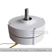 NEW Brand 100W 12V 24V 3 Phase AC Permanent Magnet Alternator Power Generator