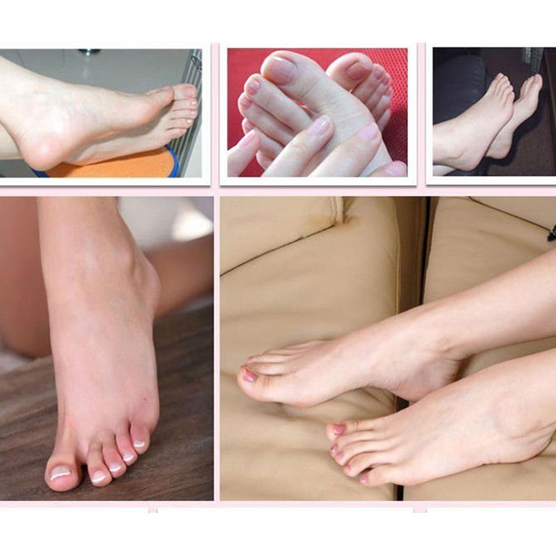 Как сделать носочки для педикюра своими руками