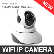 2MP HD 1080P PTZ IP Camera WIFI Night Vision Home Baby Monitor CCTV Wireless Smart Cam Security Plug And Play Onvif P2P APP View
