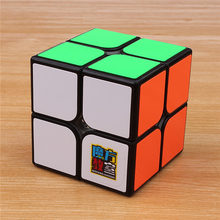 MOYU MF2S 2X2X2 MAGIC CUBE SPEED PUZZLE POCKET STICKER 50 MM CUBE PROFESSIONAL EDUCATIONAL TOYS FOR CHILDREN