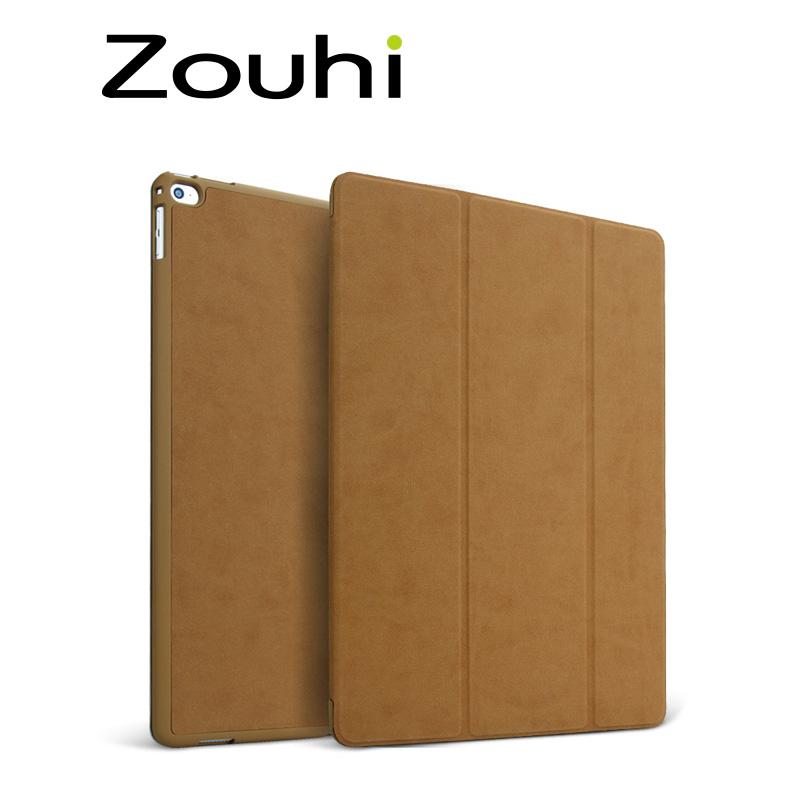 High Quality Smart Cover For IPad Pro 12.9 Synthetic Leather Covers Original 1:1 Design Waterproof Shockproof Drop Resistance<br>
