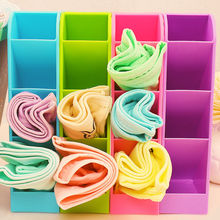 Desk Table Drawer Organizer Storage Divider Box Tie Bra Socks Cosmetic Plastic
