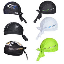 Unisex Quick-dry Bike Cycling Cap Ademend Headscarf Pirate Scarf Headband Men Hood MTB Racing Bicycle Hat Running Sport Cap