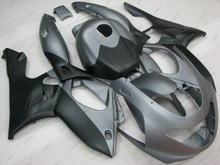 Plastic Fairings for YAMAHA YZF600R 00 01 Fairing YZF 600R 04 05 1997 - 2007 Matter Black GREY Full Body Kits Thundercat 00 01