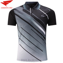 Men summer Quick dry soccer jerseys Jogging Tennis running badminton table tennis shirt table tennis clothes Sport POLO T Shirts
