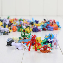 Best selling action Figures Pocket doll capsule toys Insect Collecting Free shipping 144 pcs/set(China)