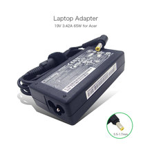 Genuine 19V 3.42A 65W Chicony AC Adapter for ACER Gateway MS2285 MS2274 NV78 CPA09-A065N1 A065R035L A11-065N1A Laptop Charger